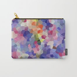 Cosmic Moon Space Iris Romance Carry-All Pouch