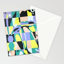 You Stay Reaching Stationery Cards