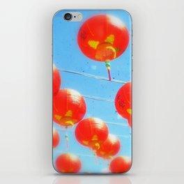 Red Lanterns iPhone Skin