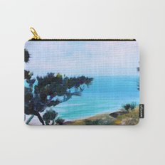 Fine, Fine Torrey Pine Carry-All Pouch