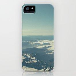 Amidst the Summit - Mt. Rainier iPhone Case