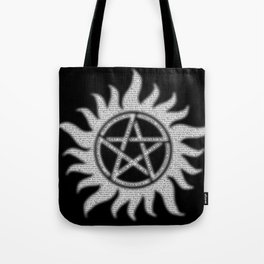 Carry On Supernatural Pentacle Tote Bag