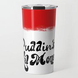 Puddin's monster Travel Mug