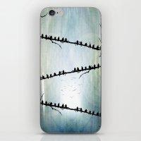 justin timberlake iPhone & iPod Skins featuring Barricade by Viviana Gonzalez