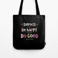 Do Good Tote Bag