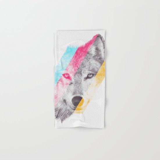 Wild 2 - by Eric Fan and Garima Dhawan Hand & Bath Towel