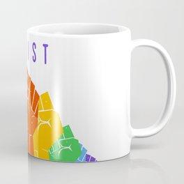 Resist (Pride) Coffee Mug