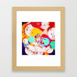 GGGGGG Framed Art Print