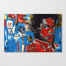 Tag Canvas Print