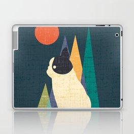 Waiting for You French Bulldog Laptop & iPad Skin