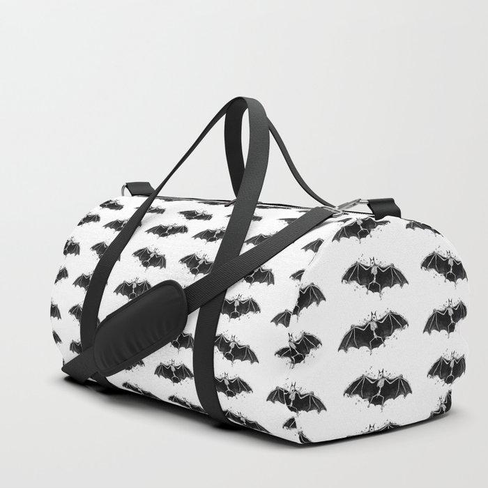 Skeletal Bat Duffle Bag