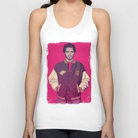90s Tank Tops featuring 80/90s ERA - R.Srk by Mike Wrobel