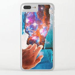 Uncovered Clear iPhone Case
