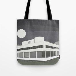 Villa Savoye / Le Corbusier ! Architectural poster! Tote Bag