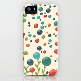 The Gum Drop Garden iPhone Case