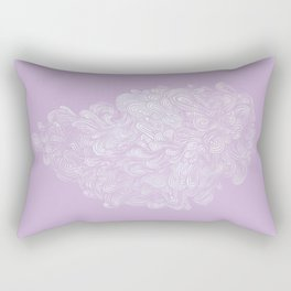 Friday Afternoon Rectangular Pillow