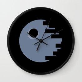 Minimalist Movie Poster Wall Clock