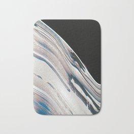 Space Time Blur Bath Mat