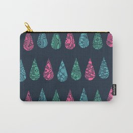Tear drops Carry-All Pouch