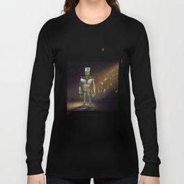 Smoking_01 Long Sleeve T-shirt