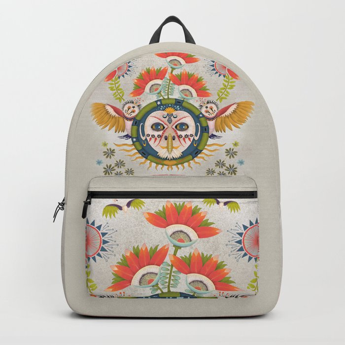 Inca Owl Backpack