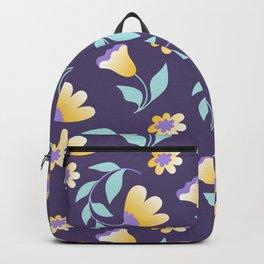 Florals Backpack