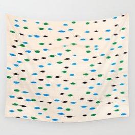 Felt tip wood print #1 Wall Tapestry