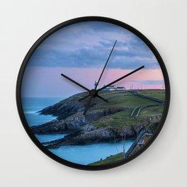 Galley Head,Clonakilty,Co.Cork,Ireland Wall Clock