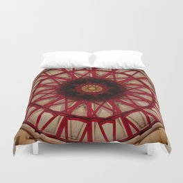 Mandala Apparition Duvet Cover