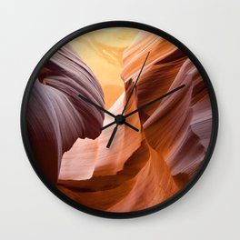 abstract picture Wall Clock