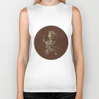 cycle Biker Tanks featuring CYCLE by AMULET