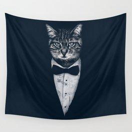 Mr Cat Wall Tapestry