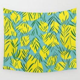 Rosemary and Lemons Wall Tapestry