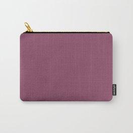 Violet Quartz Carry-All Pouch