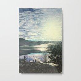 Okanagan Sunrise Metal Print