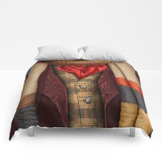 The Fourth Doctor Comforters