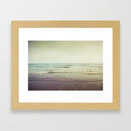 Last Bits Of Summer Framed Art Print