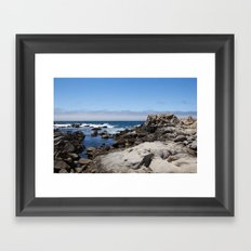 17 mile  Framed Art Print