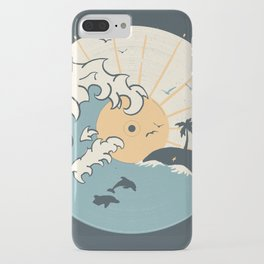 OCN LP... iPhone Case