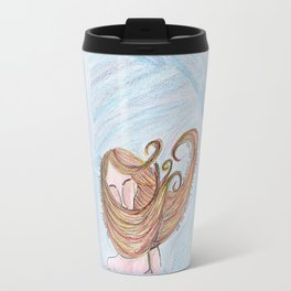Windswept Silence Travel Mug
