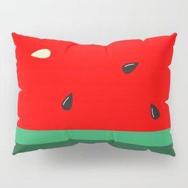 Watermelon | Watermelon Seed | Watermelon Home Decor | pulps of wood Pillow Sham