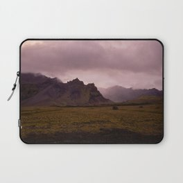 Midnight In Iceland Laptop Sleeve