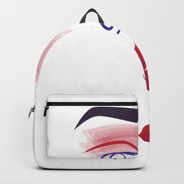 Eye of a Girl Backpack