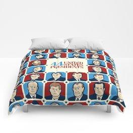 44 U.S. Presidents Comforters