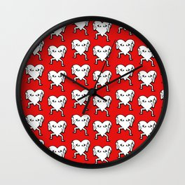 Fuck off, Lover boy Wall Clock