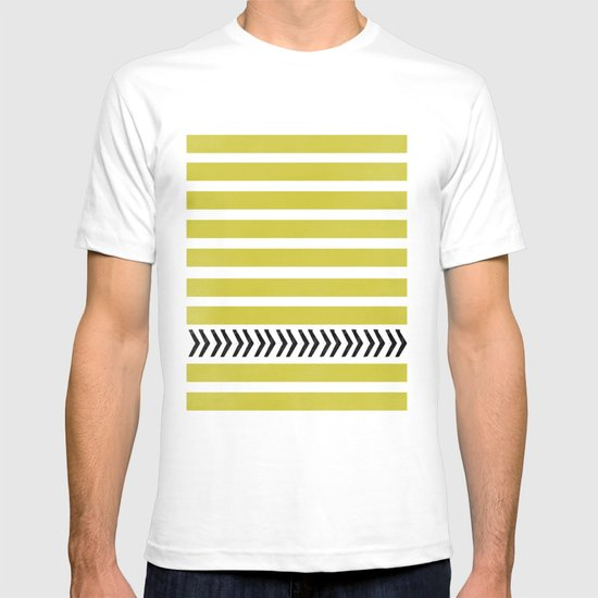 STRIPES AND ARROWS T-shirt