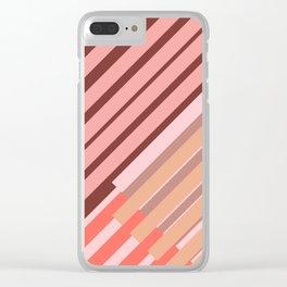 Sun Skin Clear iPhone Case