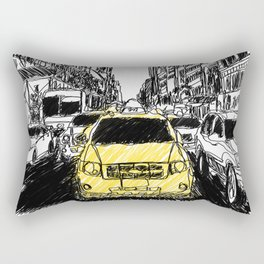 Excape Rectangular Pillow