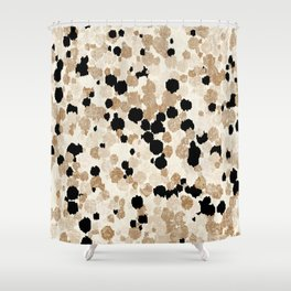 Pattern Dots Shower Curtain