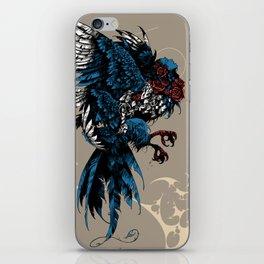 Sirin / Bird of Sorrow iPhone Skin